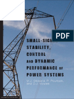 Small-Signal Stability, Control and Dynamic Performance of Power Systems by M.J. Gibbard, P. Pourbeik and D.J. Vowles.pdf