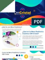 Mesa Radiónica Cuántica OM Cristal.pptx
