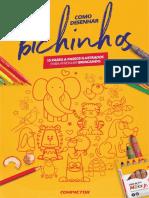 COMPACTOR eBook Como Desenhar Bichinhos