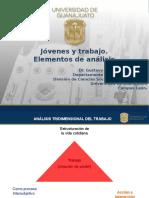 Elementos teóricos mercados de trabajo y trayectorias laborales TETRA Puebla