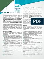 2DO coloquio de Inv. y Posg. UAQ 2020