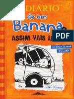Diario de Um Banana - Assim Vai Mais Longe_5161506256