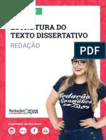 AULA 2 - Redação - Estrutura do Texto Dissertativo - Profa. Pamba