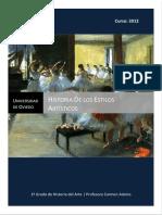 Historia de los Estilos Artisticos.pdf