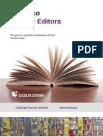 Catalogo Escolar Editora Mocambique