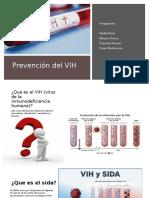 Prevencion del VIH