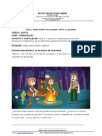 Guia literatura  folclorica-Mito y leyenda..doc