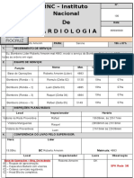 05-03-2020 - Livro de ocorrências - Turma Delta (Noturna) Quinta-feira nº 130
