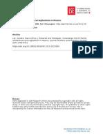 Ley et al. - 2019 - Family remittances and vigilantism in Mexico
