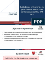 Clase N°3Cardiovascular HTA DM ACV integrado