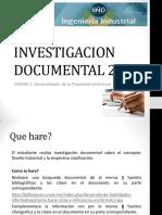 INVESTIGACION DOCUMENTAL 2