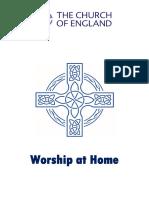worship at home  1