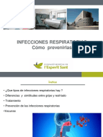 Hospital Esperit Sant_Infeccions respiratories