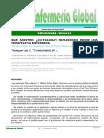 Borrador Reflexiones Eutanasia Pelicula Mar Adentro. Problemas eticos contemporaneos.pdf