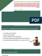 DEFENSOR LEGAL EN LA VALUACION
