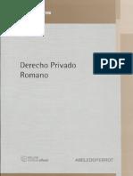 Derecho Privado Romano. 2017. Alfredo Di Pietro.pdf (1).pdf
