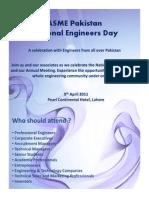 ASME Pakistan Annual Meeting