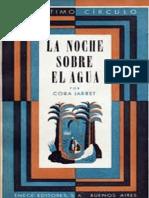 024 - la Noche Sobre El Agua - Cora Jarret