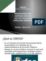 ORFEO O..pptx