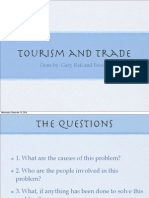 Tourism and Trade