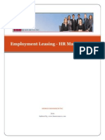 Employment Leasing - HR Management