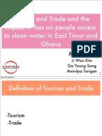 Tourism and Trade Presentation (FINAL)