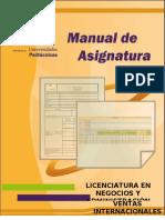 Manual de Ventas Internacionales