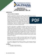 9.4 Unidad 4 - Ejercicio n°4 de proyección financiera VAN y TIR