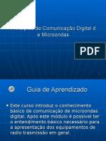 01 - Princípios de Comunicação Digital de Microondas