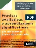 Livro Práticas avaliativas e aprendizagens significativas