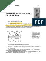 Propiedades electromagnetica en resonancia