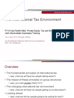 Tax - A Key Driver of successful acquisitions