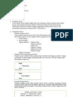 Rangkuman Pemograman Pascal 1-8