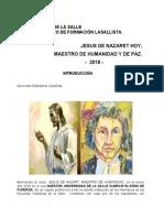 JESUS DE NAZARET%2c PRIMER DOCUMENTO Y LECTURA DE MESTERS..docx