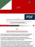 FACTORES FISICOQUIMICOS Y BIOLOGICOS CRIANZA INTENSIVA DE TRUCHAS