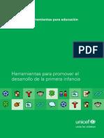 MANUAL DE HERRAMIENTAS PARA EDUCACION ECD Kit (Spanish)
