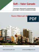Manual ConstrucSoft Civil VG 2020
