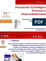 emprendedurismo personal