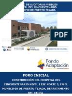 FORO INICIAL   HOSPITAL PTO TEJADA OF-INTERVENTORIA AJUSTADO.pptx