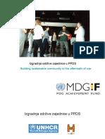 Izgradnja održive zajednice 2008