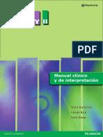 TAPA-contratapa Manual Clínico y de interpretación