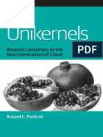Unikernels - Beyond containers to the next generation of cloud