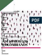 00 Así somos los colombianos_ Un estudio sobre la transformación cultural en el país