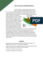 Las Riquezas Del Estado de Guerrero