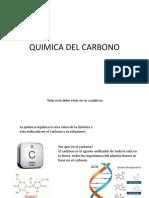 QUIMICA DEL CARBONO 11°