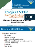Chapter2-CommunicationAssertiveness