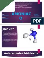 amoniaco dennys
