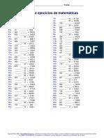Guía de multiplicaciones - componentes faltantes