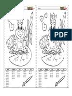 05-03-2020 - Guía de multiplicaciones 3x1 dígito RANITA