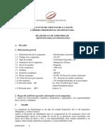 DENTOLOGIA EN PSICOLOGIA 2019-Ii